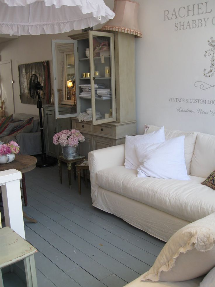 Rachel Ashwell Shabby Chic Couture store 447
