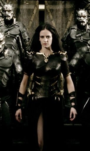 Eva Green it's pretty safe to say I loved her in '300: Rise of an Empire'