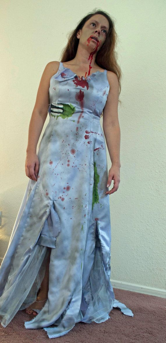 Old Fashioned Zombie Prom Dress Ideas - Wedding Dress Ideas ...