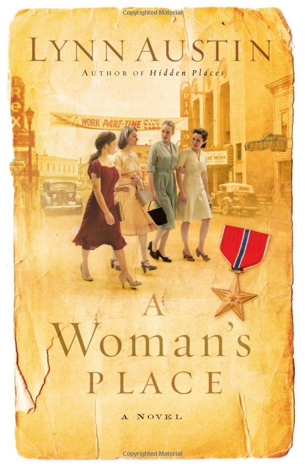 A novel about the friendship between four unique women during World War 2.