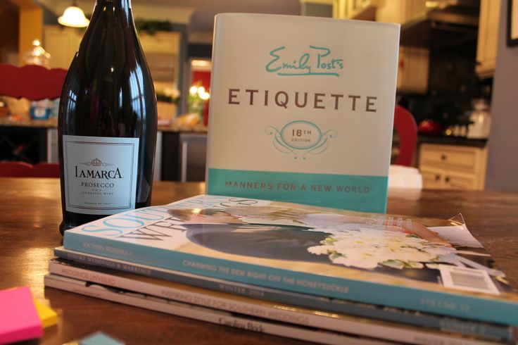 Emily Post Wedding Etiquette Gift Giving : Using our Emily Posts book Etiquette to help plan our weddings and of ...