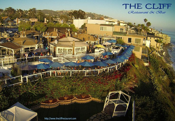 The Cliff Restaurant & Bar - Laguna Beach, CA | Great ...