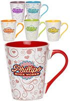 Custom printed Mugs  |  For more information or pricing: www.brooksprintingandpromotions.com  Email:  kim@brooksprintingandpromotions.com