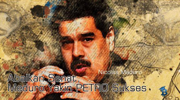 Venezuela Mendesak Negara Tetangga Merangkul Petro