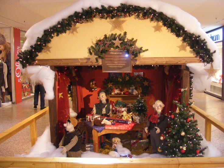 Weihnachtsmarkt Koblenz. Löhr-Center