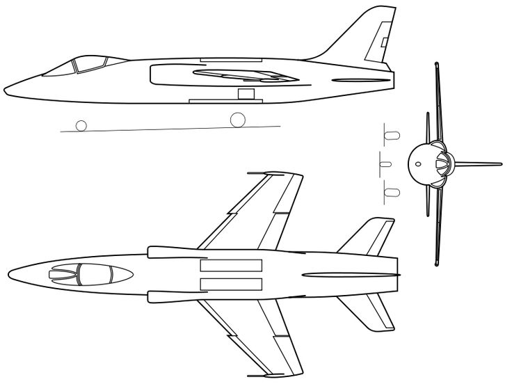 File:Fiat G.95 4 3-view.svg