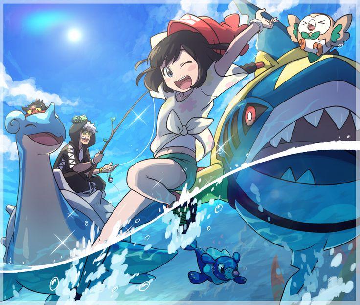 Welcome To The World Of Pokemon — liangpe:...