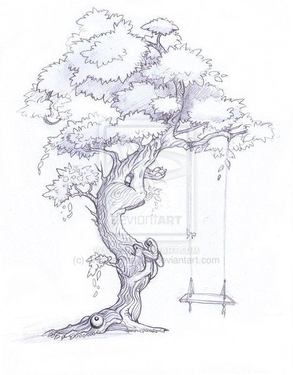 The Cherrytree by drachenmagier.deviantart.com