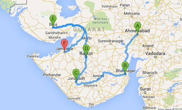 Gujrat Tours With kutch bhuj India