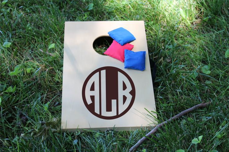 Personalized Bag Toss/Cornhole, Engraved Housewarming , 4th of July Gift, Family, Backyard Games, Couple gift, Kids, Picnic, Portable Games