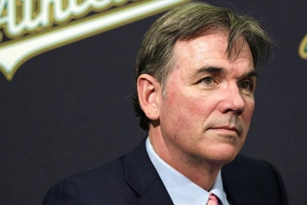Oakland A's GM Billy Beane Is Working as a Competent Executive, Not a Villain