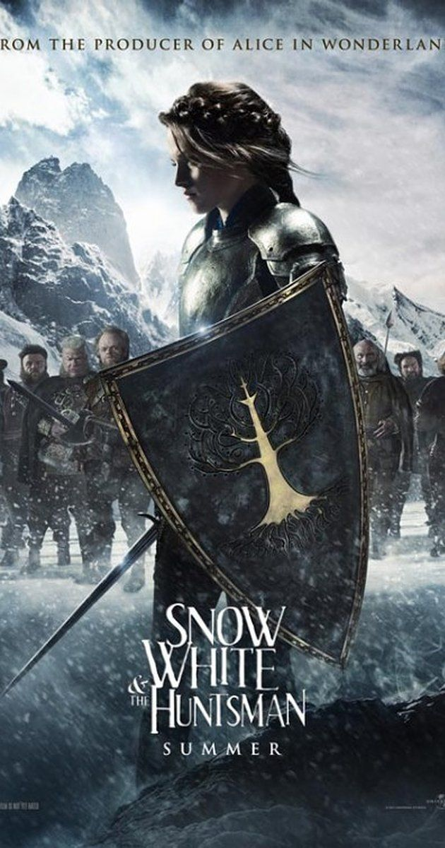 Snow White and the Huntsman. Directed by Rupert Sanders. With Kristen Stewart, Chris Hemsworth, Charlize Theron, Sam Claflin. In a twist to the fairy tale, the Huntsman ordered to take Snow White into the woods to be killed winds up becoming her protector and mentor in a quest to vanquish the Evil Queen.