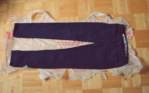 Полиняли фирменные джинсы ричмонд