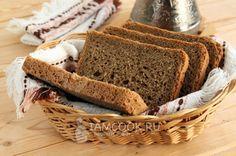 Рецепт пшенично-ржаного хлеба с кофе