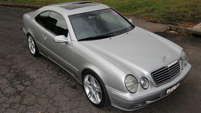 Mercedes Benz CLK 430 V8 | Anthony milanovic | Flickr