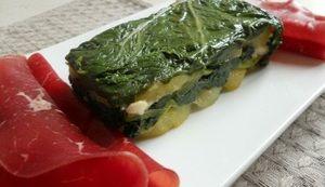Opentaste - Rapini (also known as broccoli rabe) cake