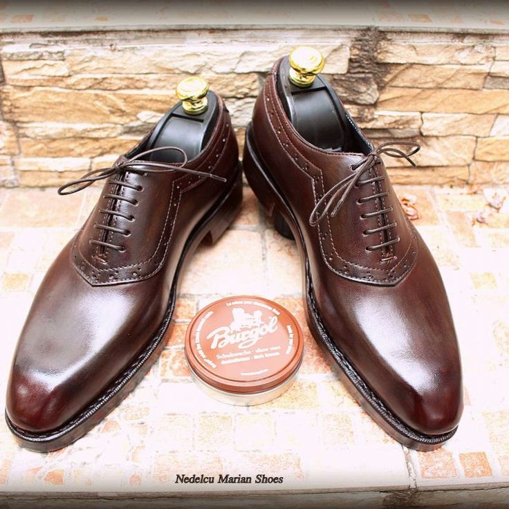 Goodyear Welted Oxford 20