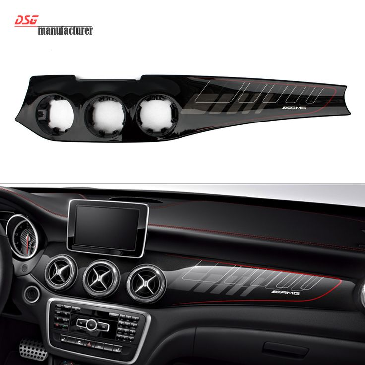 Aliexpress.com : Buy Mercedes CLA45 AMG style dashboard air conditioner carbon fiber vent trim for CLA W117 CLA180 200 250 & X156 GLA 200 220 250 from Reliable vent extender suppliers on DSG-MANUFACTURER