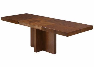 Mesas extensibles para el comedor. Mesa Ginza de Kibuc
