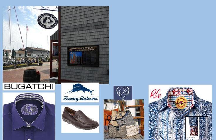 Newport ri clothing stores