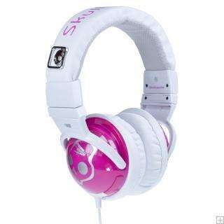 Skullcandy Pink Headphones