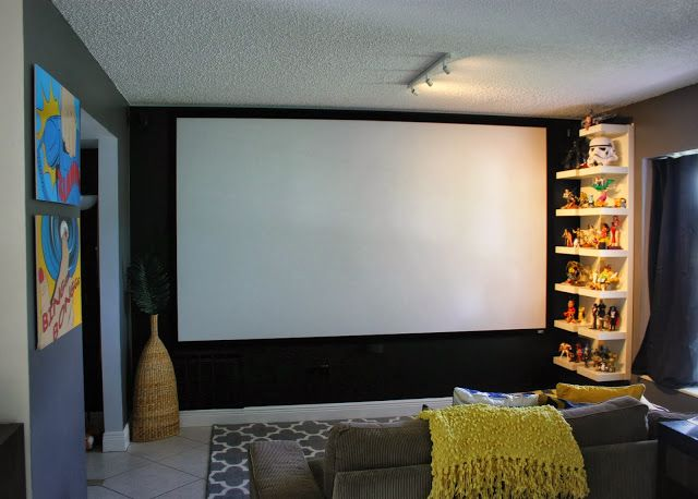 Casa Montada: Cinema em Casa