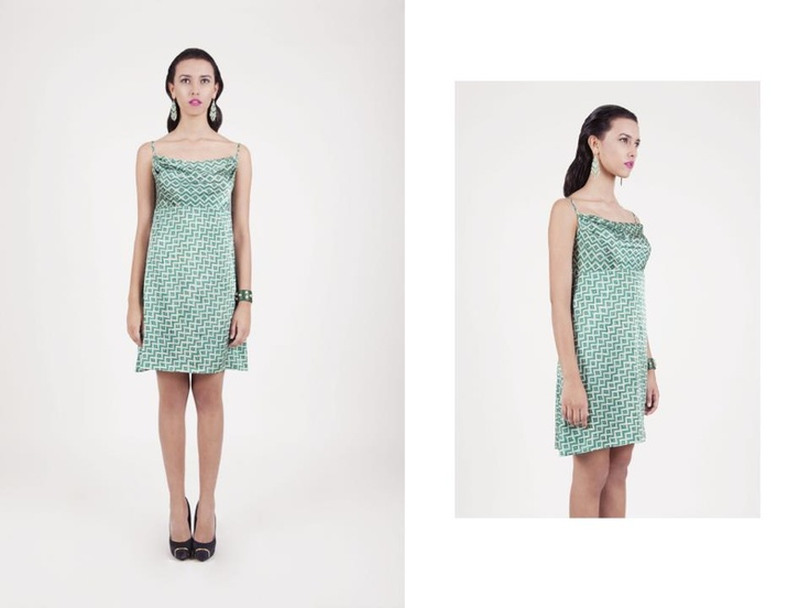 Loewy Dress from Global Nomad Collection by Namayinda