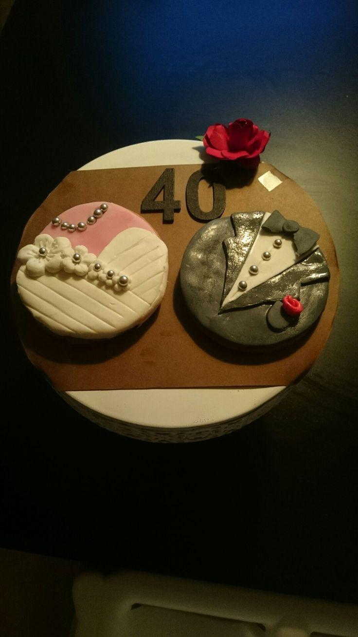 Kado Voor Ouders 40 Jaar Getrouwd