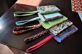fabric luggage tags