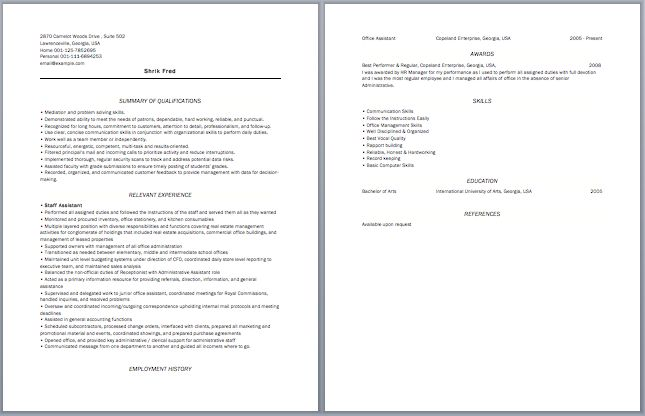entry level staff accountant resume examples best business template sample for