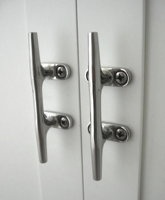 High Quality Nautical Hardware: 7 Cleats For Home Use. Kitchen Drawer PullsKitchen  Cabinet ...