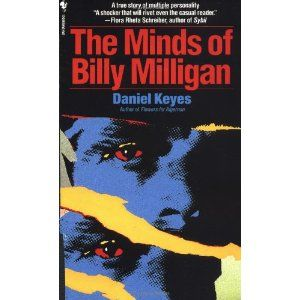The Minds of Billy Milligan by Daniel Keyes: The Minds of Billy Milligan is based on a true story. Billy Milligan is a suspect who makes serious crime in theUnited States, but gets a judgment of not guilty at the end... You want to find out more? Click on the image!!