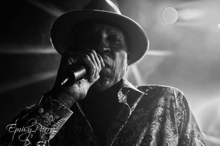 Eek-A-Mouse @ 013 Tilburg  All rights reserved ©Emily Parry Photography