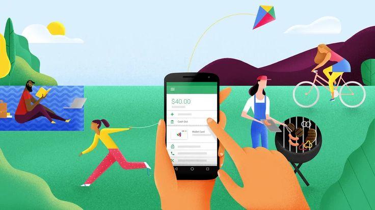 Google Wallet on Vimeo