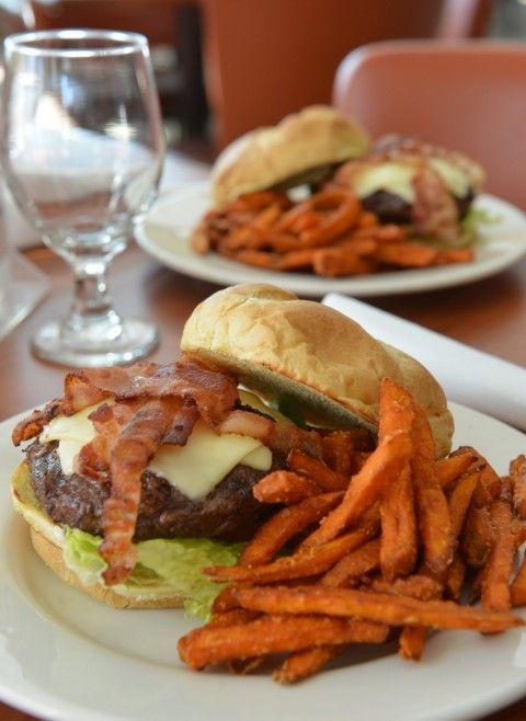 In search of the best burger in America? If you can't find it in a restaurant, maybe you should try a Berkshire County butcher shop, says Forbes contributor Hal Rubenstein.
