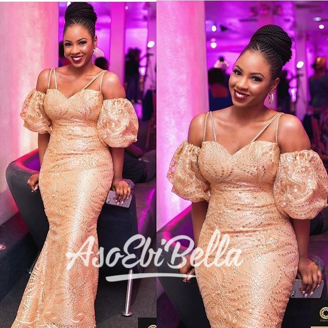 AsoEbiBella presents – The Latest Aso Ebi Styles -Vol. 195. - BellaNaija