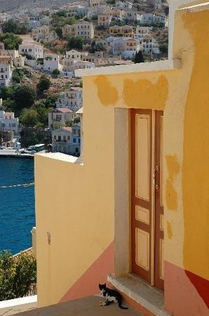 Symi Island.. Greece