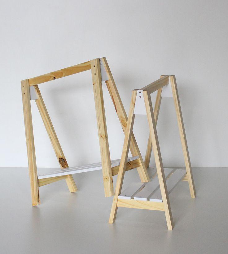 O Cavalete Duo é uma excelente opção para deixar seu escritorio mais estiloso e…
