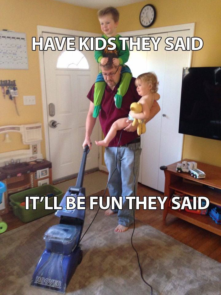 Have kids they said meme - http://jokideo.com/have-kids-they-said-meme-4/
