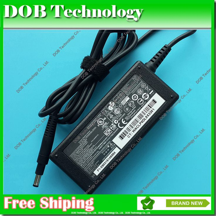 Adapter For hp 19.5V 3.33A 65W laptop adapter charger for notebook HP Pavilion Sleekbook 14 15 For ENVY 4 6 Series high quality