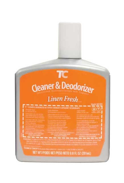 AutoClean Cleaner & Deodorizer refill: Cleaner and Deodorizer refill for automatic AutoClean system.