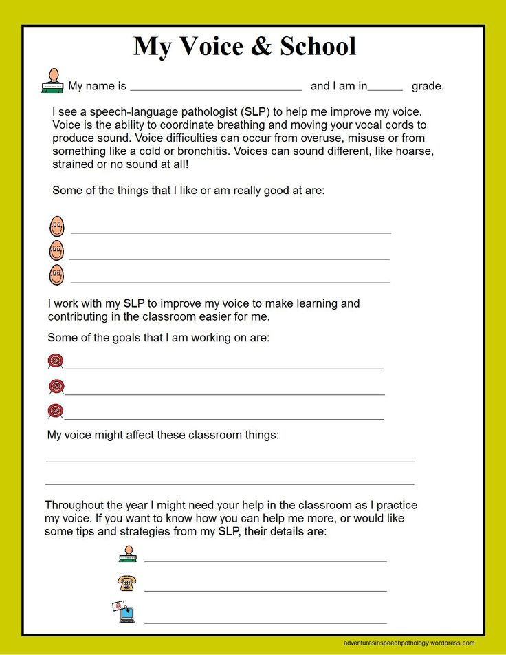 Social-Pragmatic « Adventures in Speech Pathology - a way for the speech therapist guide the teacher is helping the child use their voice.