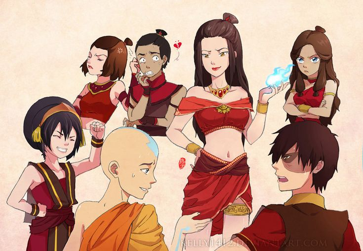 """Listen Avatar. I can join your group or I can do something unspeakably horrible to you and your friends. your choice. "" I was impressed by the scene that zuko tries to personate Azula, in order to..."
