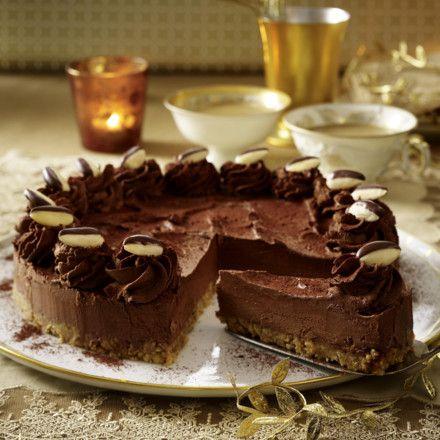 Spekulatius-Schoko-Torte Rezept