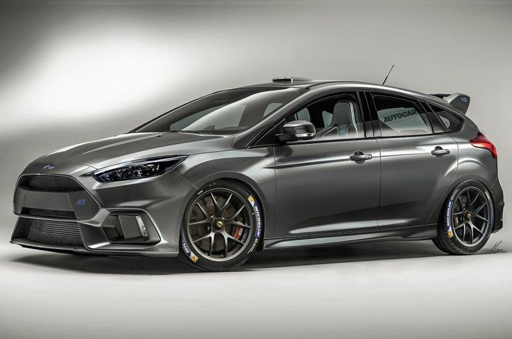 Very hot Hothatch Ford Focus RS 2016. 350KM, AWD and many more features!