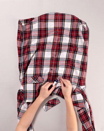 3000 идей переделки одежды из старой в стильную — Look At Me