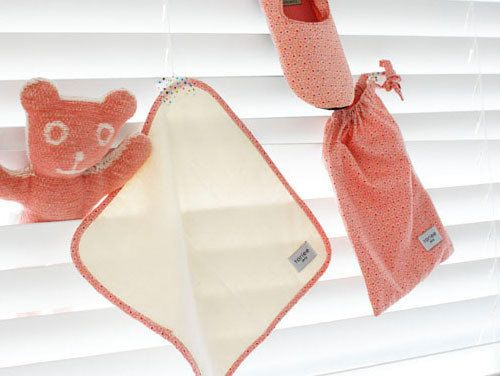 Everyday Secret Handkerchief for toddler and baby. by gainstory, $7.00