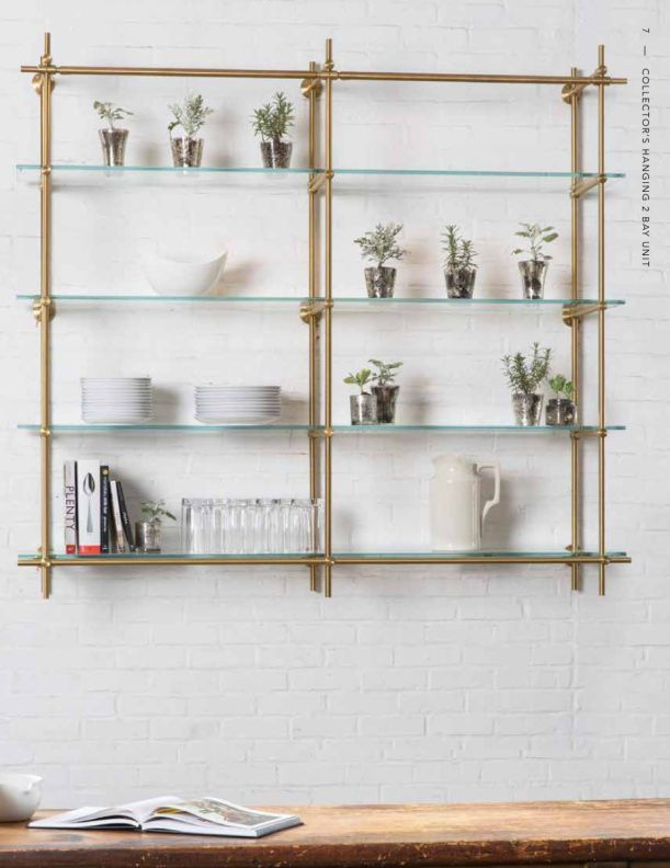 The Collector S Shelving System Lookbook Amuneal Magnetic