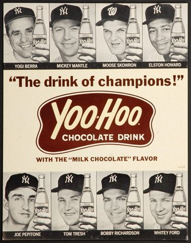 My Boys all loved Yoo-Hoo!
