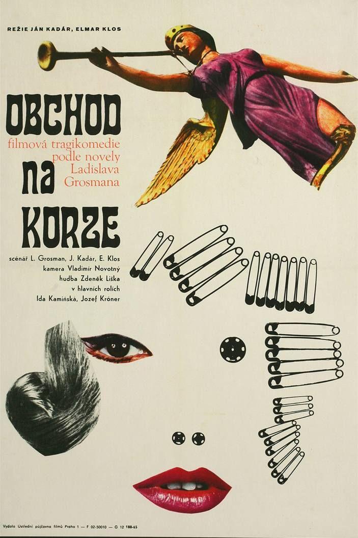 Plakát k filmu Obchod na korze